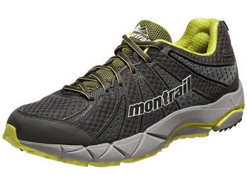 Montrail FluidFeel II Men's Shoes Grill/White