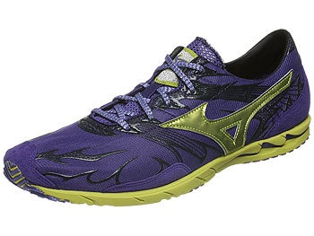 Mizuno Wave Universe 4 Men's Shoes Purple/Lime