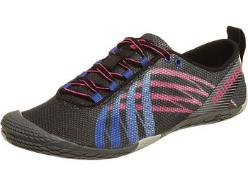 Merrell Vapor Glove Women's Shoes Black/Blue