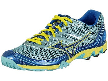 Mizuno Wave Kaze 6 Women's Spikes Blue