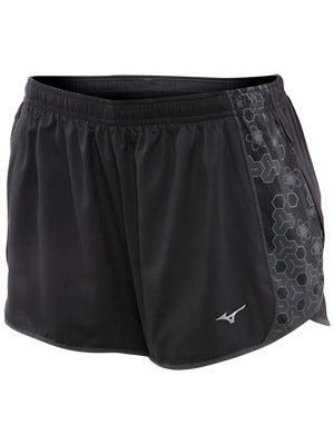 Mizuno Women's Mustang Short Black/Shadow