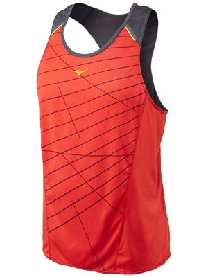 Mizuno Men's Aero Singlet Colors