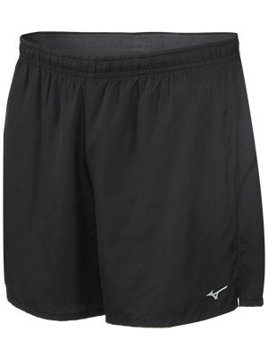 Mizuno Men's Rider 5.5 Short Black & Olymp Blue