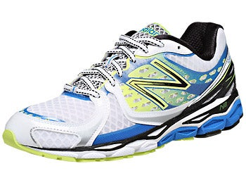 New Balance 1080 v3 Men's Shoes White/Blue