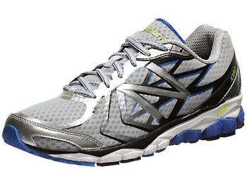 New Balance 1080 v4 Men's Shoes Silver/Blue