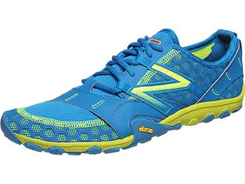 New Balance MT10 v2 Minimus Trail Men's Shoes Blu/Ye