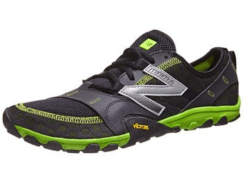 New Balance MT10 v2 Minimus Trail Men's Shoes Bk/Grn