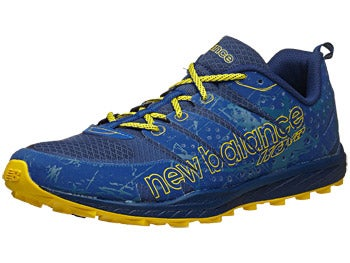 New Balance MT110 v2 Men's Shoes Blue/Yellow