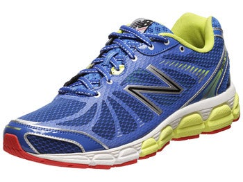 New Balance 780 v4 Men's Shoes Blue/Lime