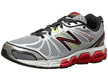 New Balance 780 v4 Men's Shoes Silver/Red