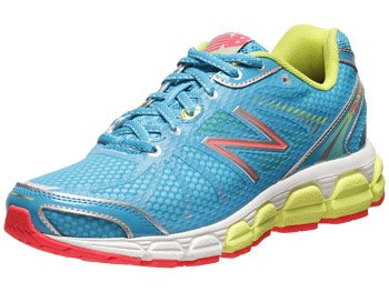 New Balance 780 v4 Women's Shoes Blue/Lime