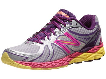 New Balance 870 v3 Women's Shoes Silver/Yellow