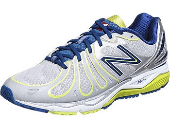 New Balance M890 v3 Men's Shoes Silver/Navy