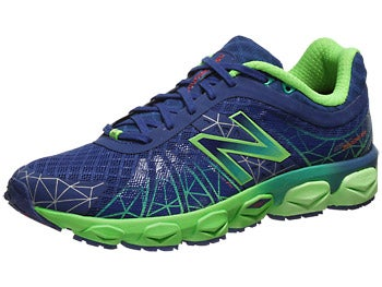 New Balance M890 v4 Men's Shoes Blue/Green
