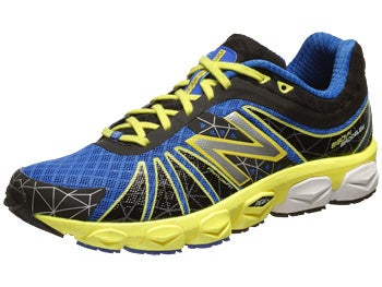 New Balance M890 v4 Men's Shoes Cobalt/Black/Yellow