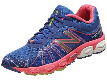 New Balance W890 v4 Women's Shoes Blue/Pink
