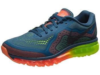 Nike Air Max+ 2014 Men's Shoes Night/Orange/Volt