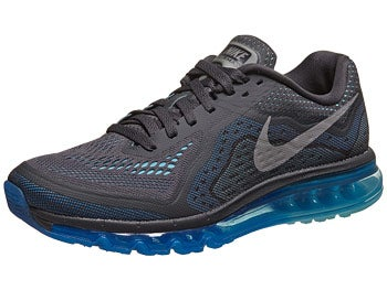 Nike Air Max+ 2014 Men's Shoes Anth/Blue/White