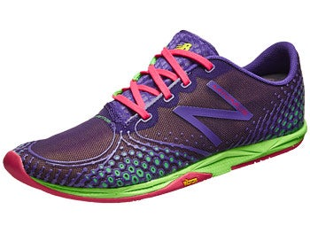New Balance WR00 v2 Minimus Road Women's Shoes Purpl/Gr