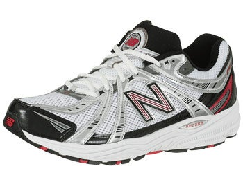 New Balance 840 Men's Shoes Silver/Red