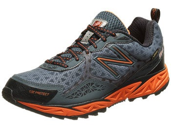 New Balance MT910 v1 GTX Men's Shoes Navy/Orange