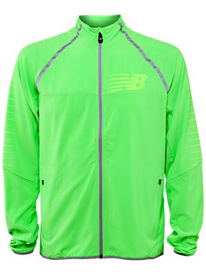 New Balance Men's HI-VIZ Beacon Jacket