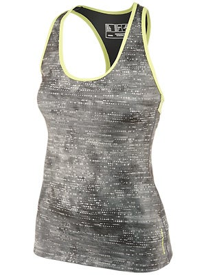 New Balance Women's Get Back Racerback Blk & Watermelon