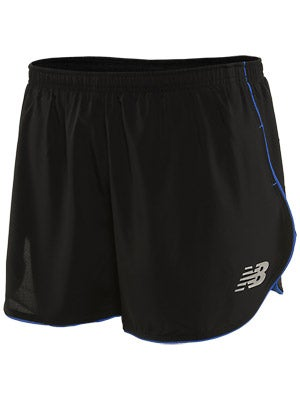 New Balance Men's Boylston Split Short Black