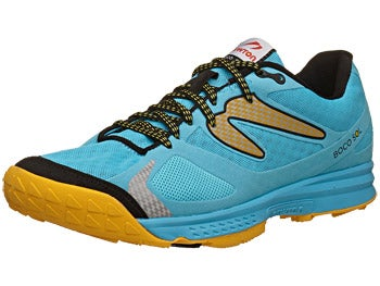 Newton BoCo Sol Men's Shoes Turquoise/Gold