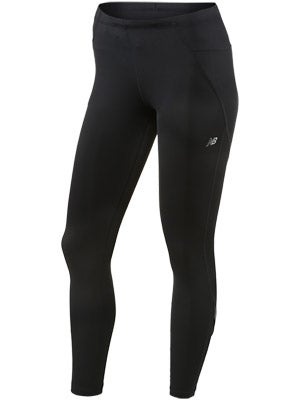 New Balance Women's Go 2 Tight Black