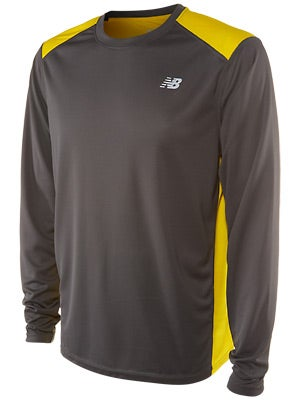 New Balance Men's Go 2 Long Sleeve Magnet