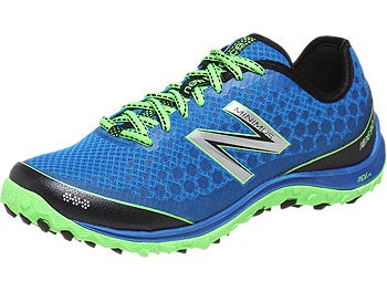 New Balance M1690 Minimus Men's Shoes Blue/Lime