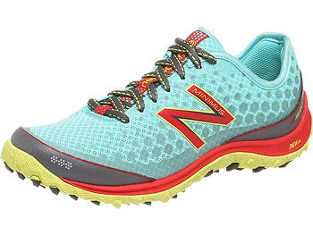 New Balance W1690 Minimus Women's Shoes Blu/Gry