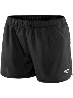 New Balance Women's Accelerate Short Black