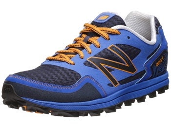 New Balance Zero v2 Minimus Trail Men's Shoes Blu/Or