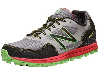New Balance Zero v2 Minimus Trail Men's Shoes Gry/Rd