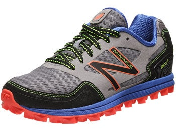 New Balance Zero v2 Minimus Trail Women's Shoes Gr/Blu