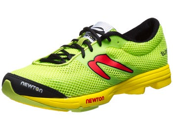 Newton Distance Elite Men's Shoes Green/Red