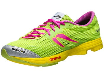 Newton Distance Elite Women's Shoes Green/Pink
