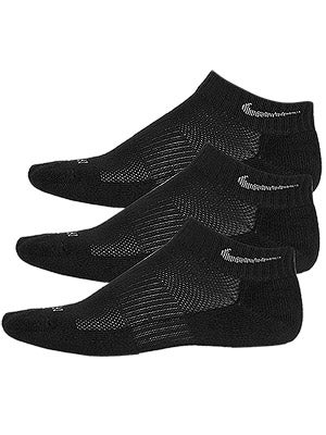 Nike DriFit Half-Cushioned Low Cut Socks 3 Pack