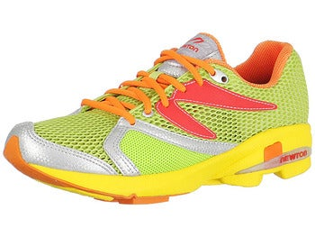 Newton Distance 11 Men's Shoes Lime/Orange
