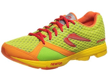 Newton Distance 12 Men's Shoes Lime/Oran/Yel