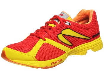 Newton Distance S 2013 Men's Shoes Red/Yellow