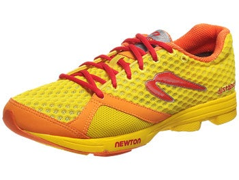 Newton Distance S 12 Men's Shoes Yellow/Orange