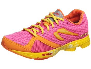 Newton Distance U 12 Women's Shoes Pink/Oran