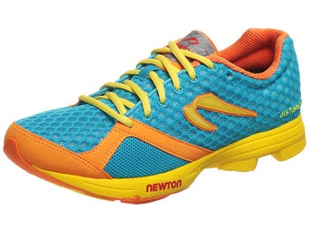 Newton Distance 12 Women's Shoes Blue/Orange