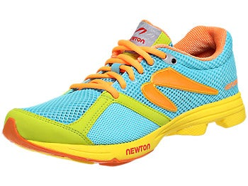 Newton Distance 2013 Women's Shoes Teal/Lime