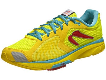 Newton Distance III Women's Shoes Yellow