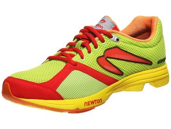 Newton Distance 2013 Men's Shoes Lime/Red