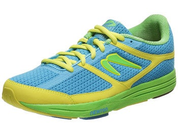 Newton Energy Women's Shoes Blue/Citron